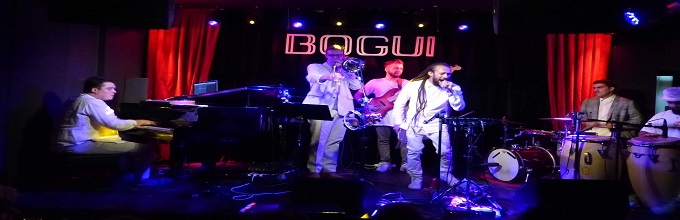 BOGUI Jazz. Tu Club de JAZZ en Madrid.