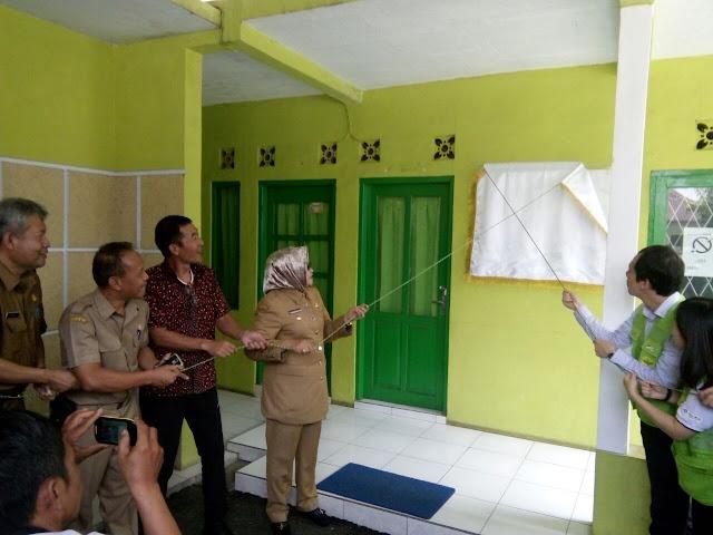 Pembukaan Kantor Perwakilan Yayasan Globalisasi Saemaul Indonesia di Subang