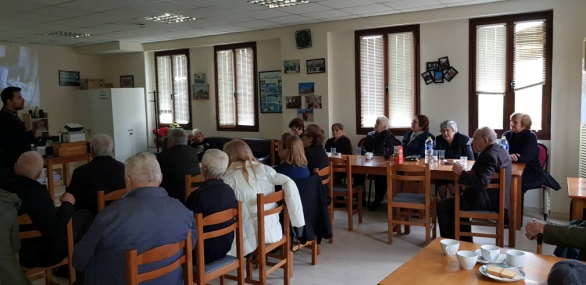 Ηγουμενίτσα: Ενημερωτική συνάντηση με θέμα «Τηλεφωνικές Απάτες - Μέτρα Προστασίας και αντιμετώπισης αυτών»