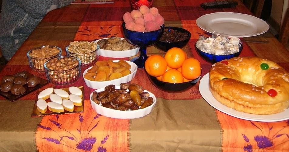 Vivement no l les 13 desserts provencaux - 13 desserts de noel recettes ...