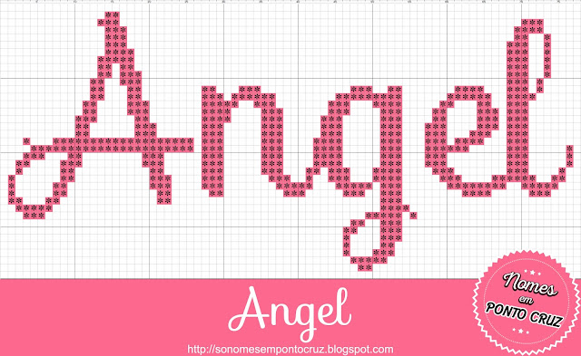 Nome Angel em Ponto Cruz