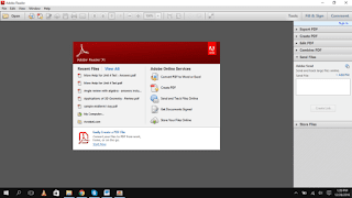 ADOBE ACROBAT READER 11 Cover Photo
