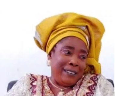 Yoruba actress, Iyabo Oko finally returns from India two years after partial stroke