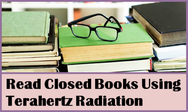 Reading Books Without Opening It: Thanks To Science