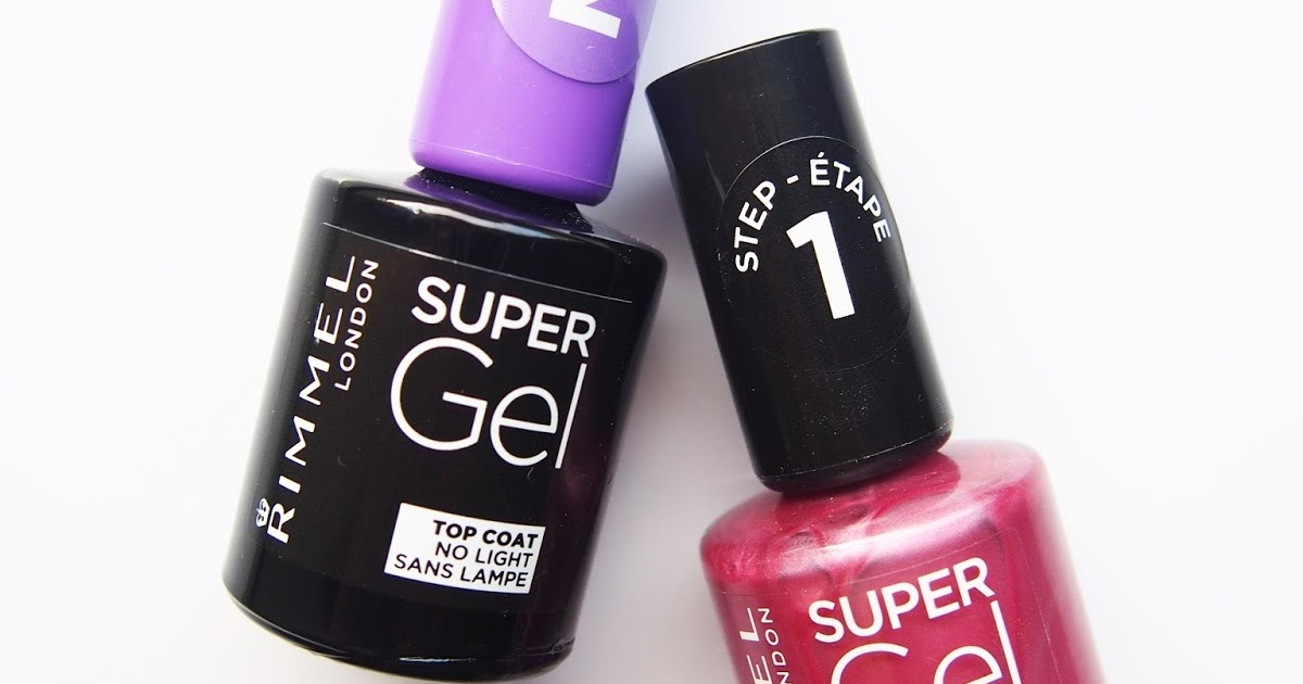 Lily not Louise: Review: Rimmel Super Gel Duo Set 023 ...