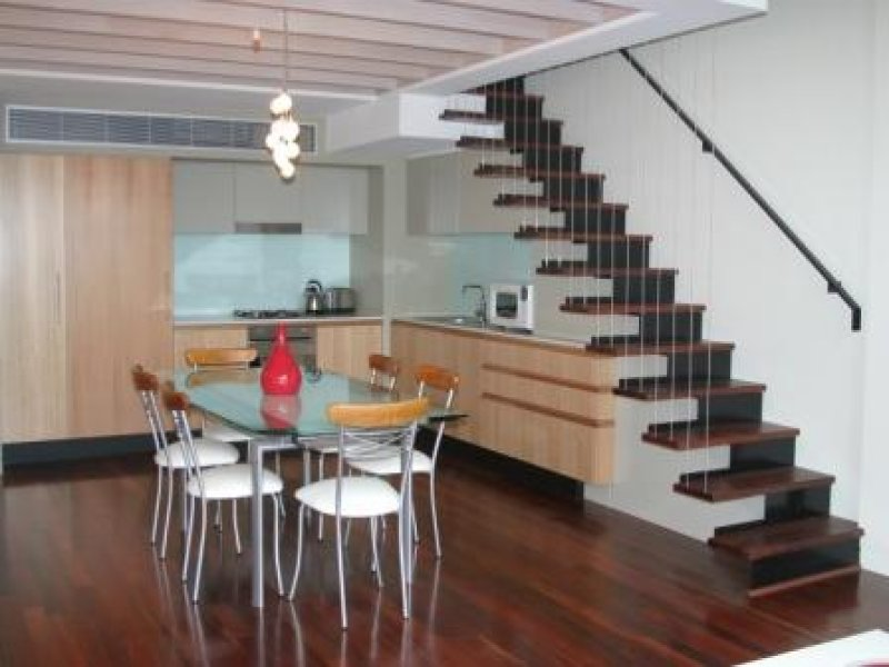Interior Design Wood Staircase From Korea | Ladder Design For Small House | Small Cabin | Inexpensive | Elegant | Easy | Retractable