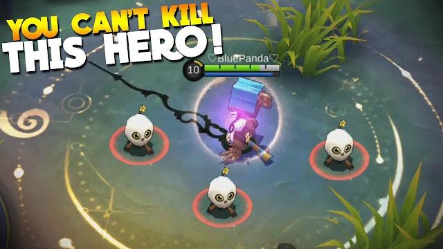 Cara Mengcounter Hero Lunox di Mobile Legends