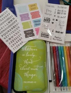 bible journaling kit 2