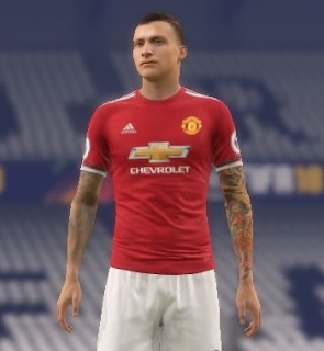FIFA 18 Tattoo Pack by Iyas & Fahmiey