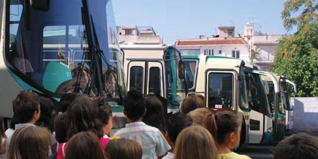 Αργολίδα: 234.700€ για τη μεταφορά μαθητών