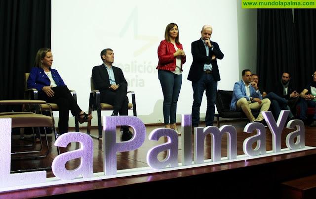 Coalición Canaria La Palma apoya la candidatura de Fernando Clavijo a la Presidencia del Gobierno regional