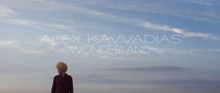 """ΑΛΕΞ ΚΑΒΒΑΔΙΑΣ: Video για το νέο κομμάτι """"Wonderland"""""""