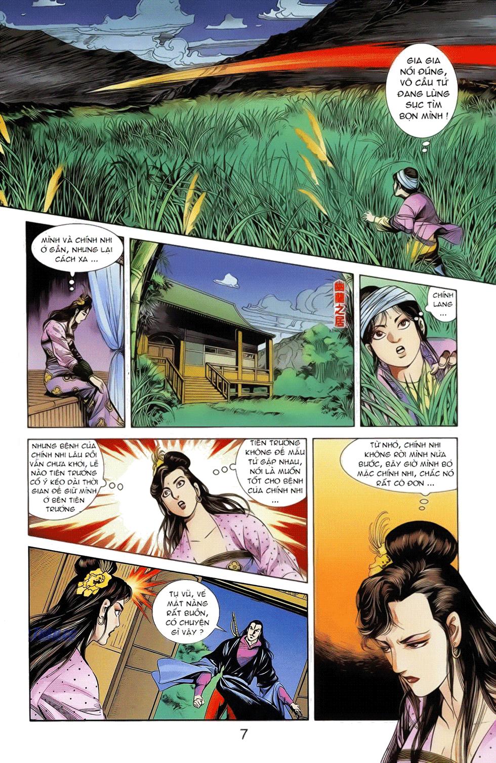 Tần Vương Doanh Chính chapter 19 trang 20