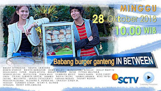 Nama foto dan biodata pemain pemeran FTV Babang Burger Ganteng in Between