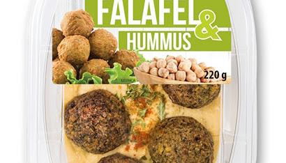 Falafel & hummus, Perla