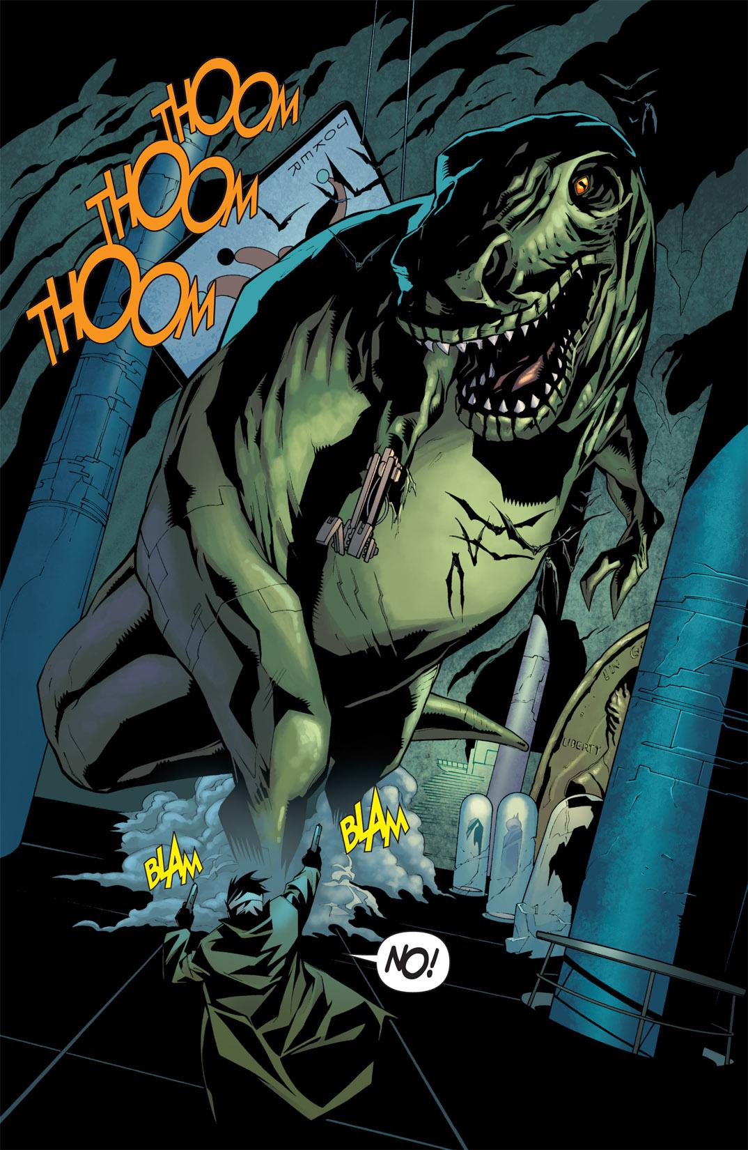 Detective Comics (1937) 850 Page 23