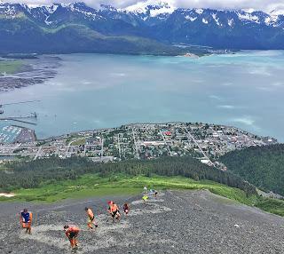 90th annual Mount Marathon Race