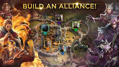 Rival Kingdoms Age of Ruin for Android