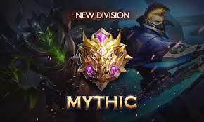divisi tertinggi mythic