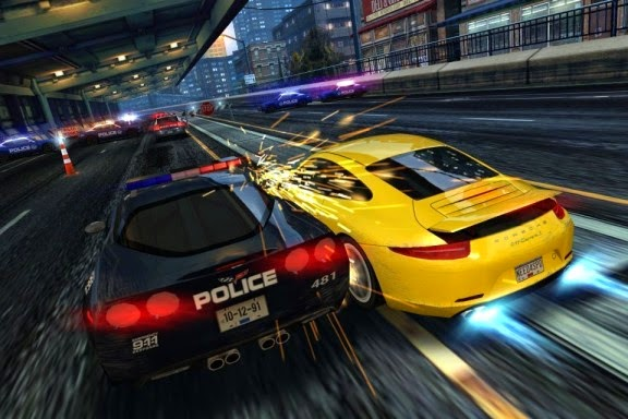 nfs mw android