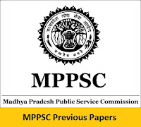 MPPSC Previous Papers