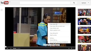 Cara nonton video di youtube tanpa buffering