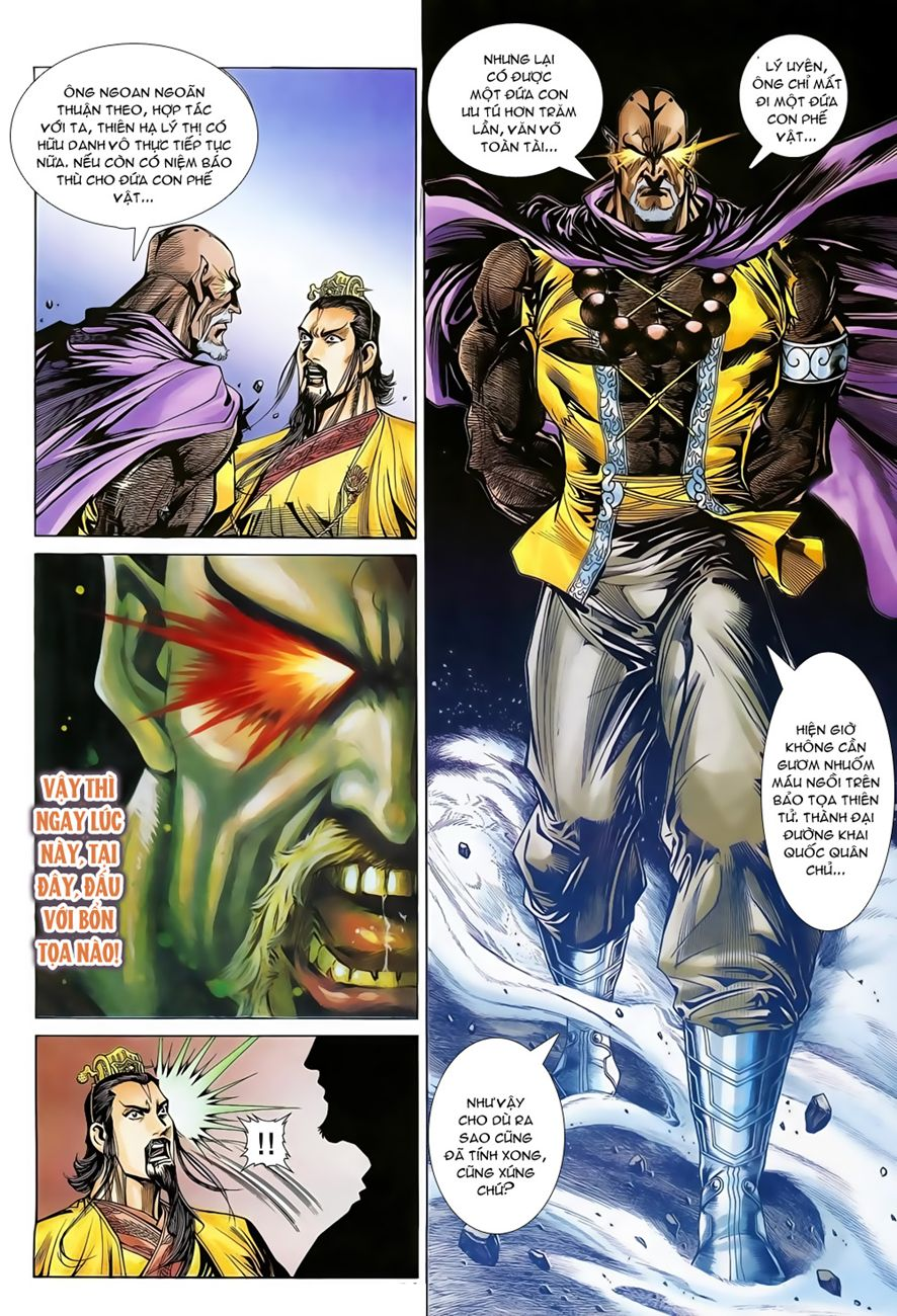 Đại Đường Uy Long chapter 71 trang 24