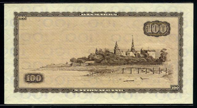 World currency Denmark Kroner banknotes images