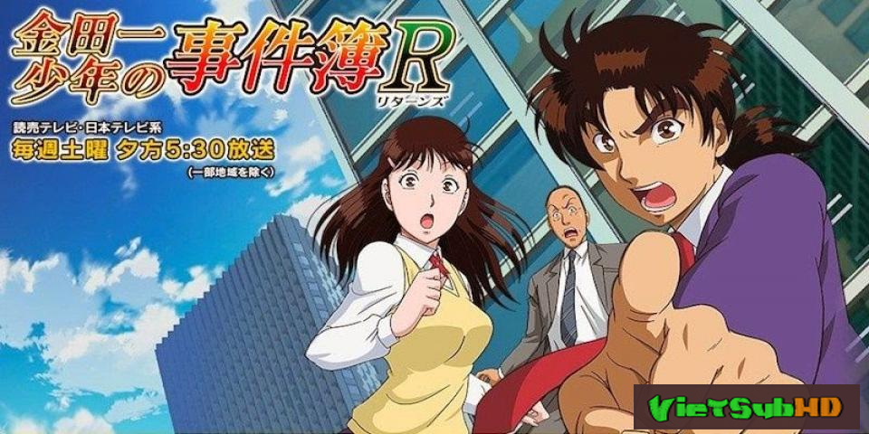 Phim Kindaichi Shounen No Jikenbo Returns Full 25/25 VietSub HD | Kindaichi Shounen No Jikenbo Returns 2014