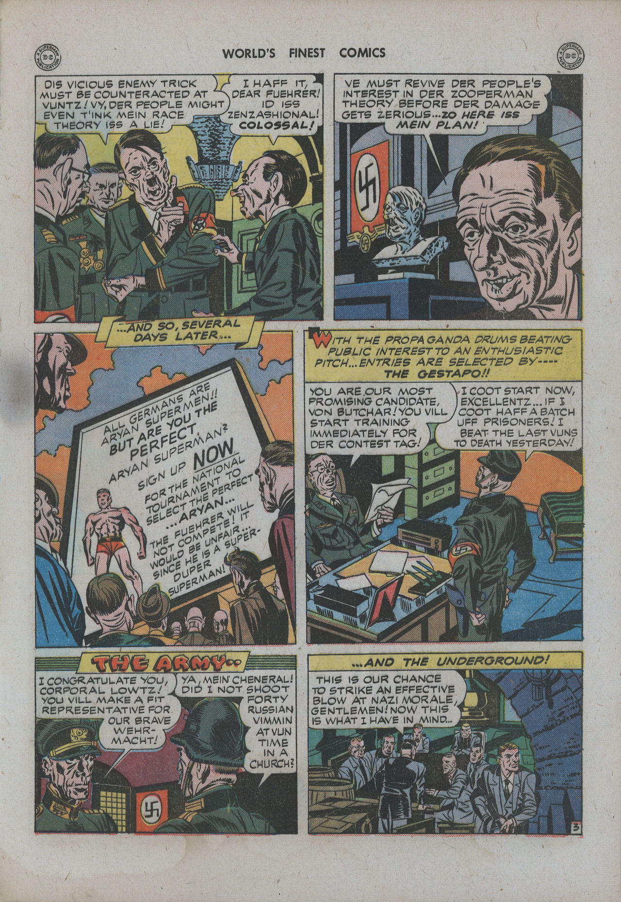 Read online World's Finest Comics comic -  Issue #15 - 52