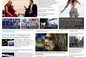 Download Free NewsPaper Times Magazine Theme Wordpress dari Magazine3