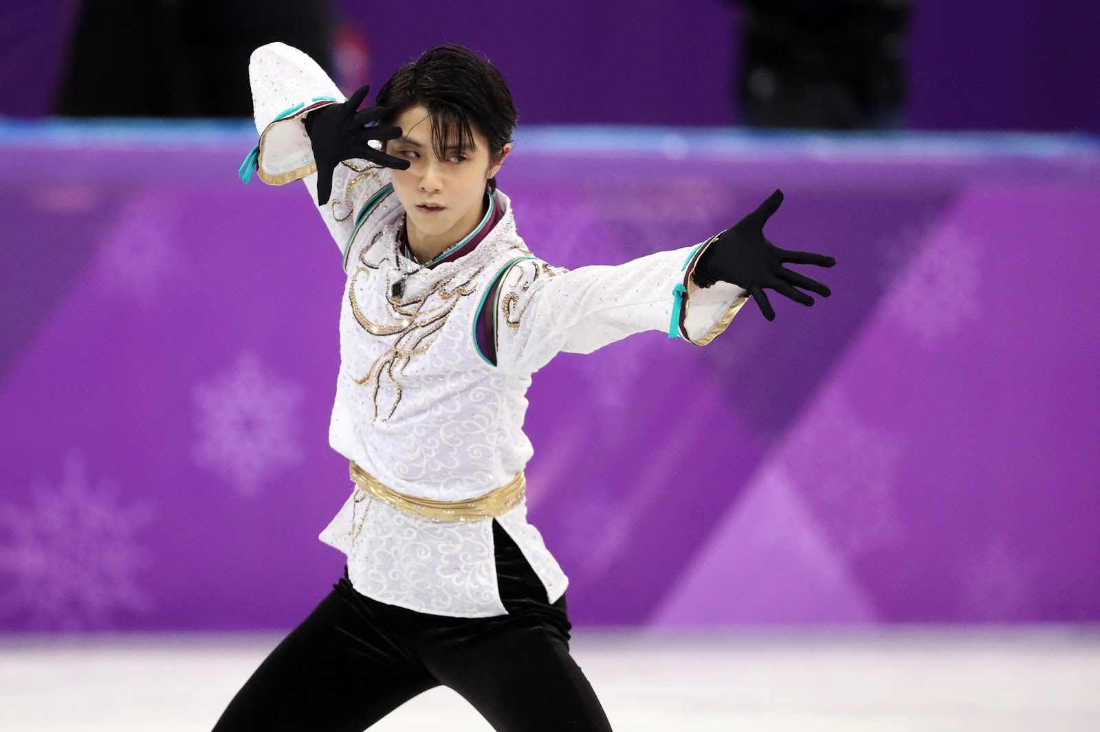 Morozombie  : Yuzuru Hanyu, 2014 and 2018 Olympic Champion