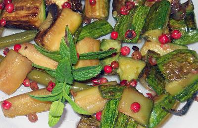 zucchine in carpione, viva la primavera, viva l'estate