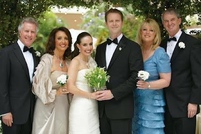 casamento cerimonial entrada dos pais dos noivos