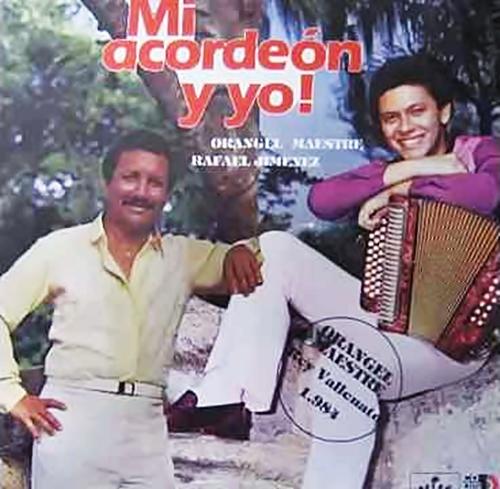 Lyrics de Rafael Jimenez