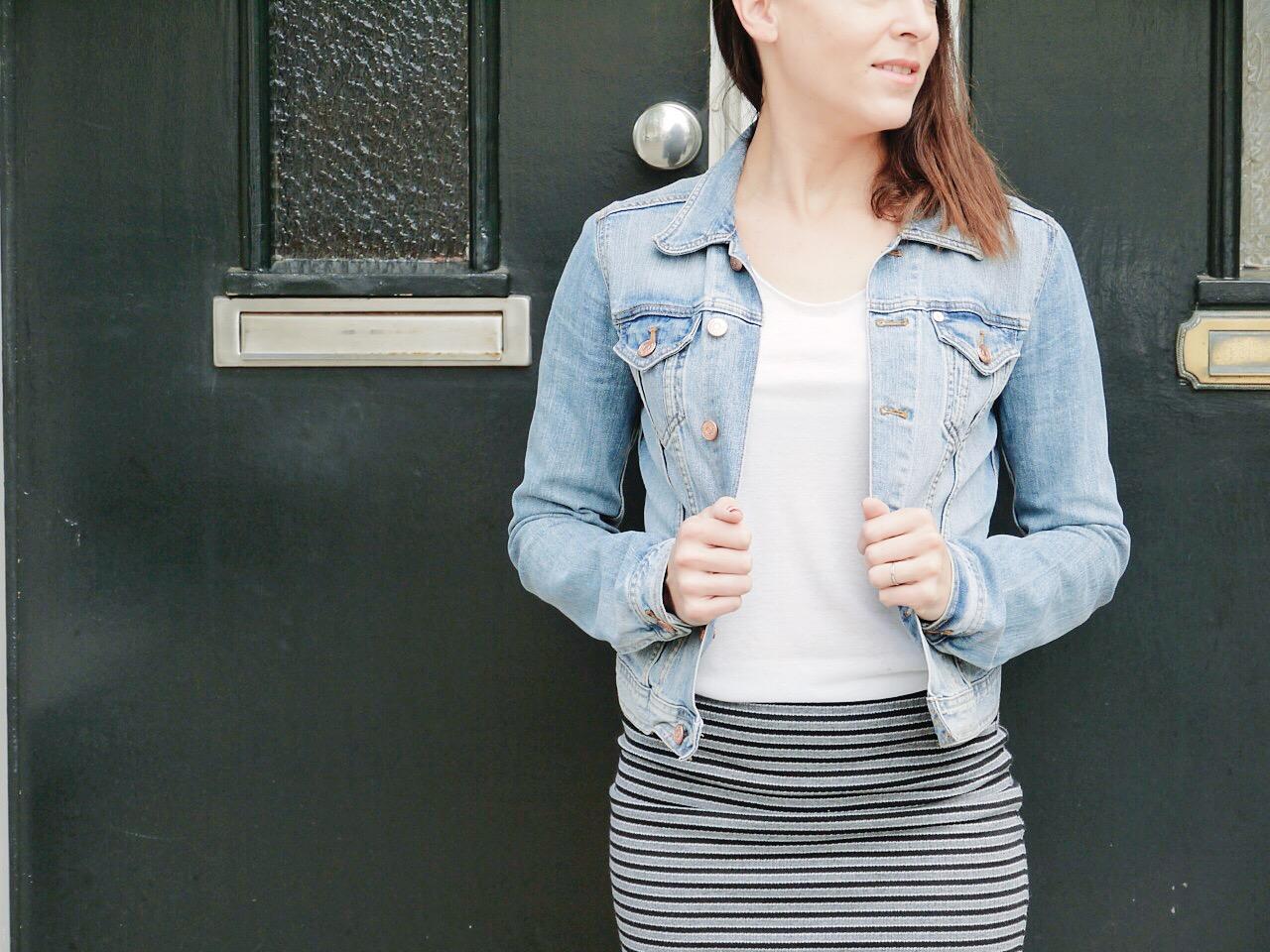 Fashion Rock - pencil skirt