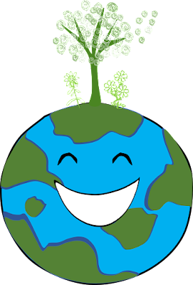 Earth Day Poster 5, Clean and Green, Posters, School Printables