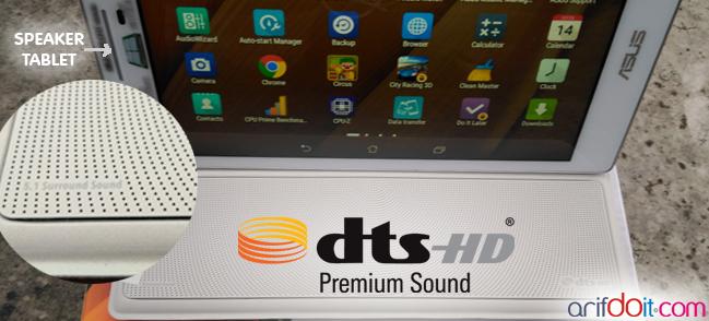 Audio Cover Speaker 5.1 kualitas DTS HD Premium Sound