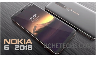 Nokia 6 (2018) SPECS, DISPLAY