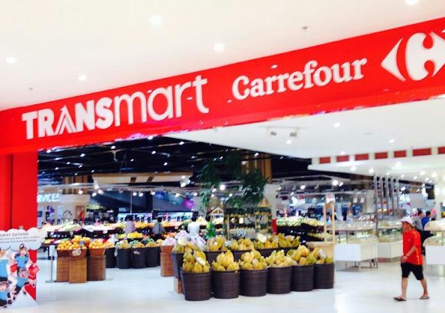 Alamat Transmart Carrefour Cempaka Putih