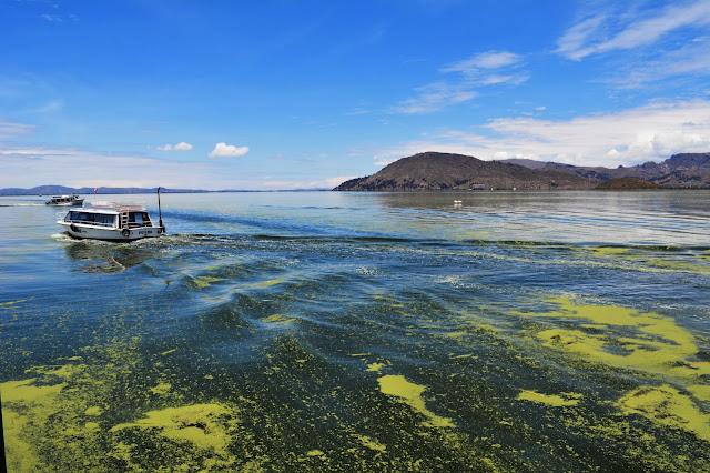 Titicaca Gölü,Bolivya