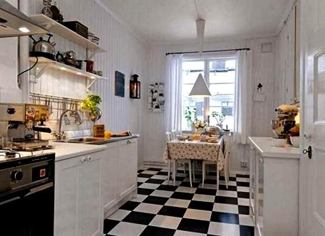 Motif Keramik Lantai Dapur Yang Cantik