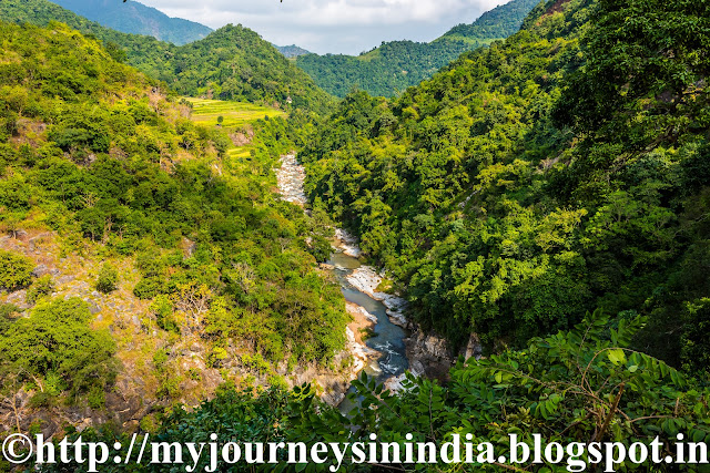 Gosthani River starts from Borra caves