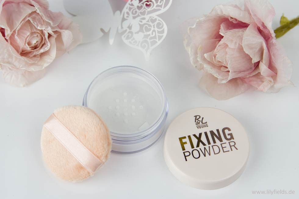Rival de Loop Young  Fixing Powder