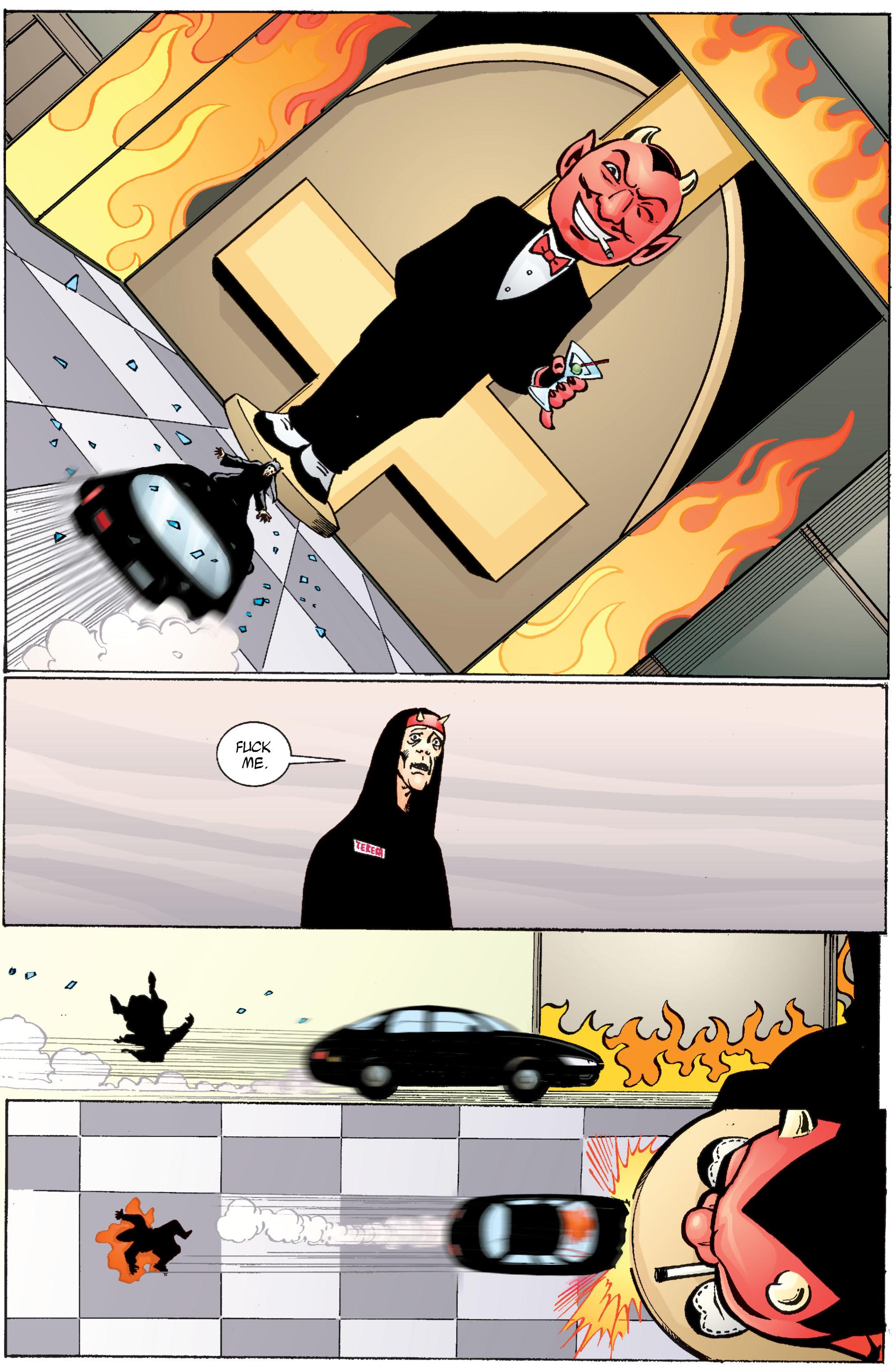 Read online Transmetropolitan comic -  Issue #55 - 21