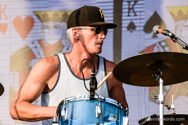 Sloan at Riverfest Elora 2017 at Bissell Park on August 20, 2017 Photo by John at One In Ten Words oneintenwords.com toronto indie alternative live music blog concert photography pictures