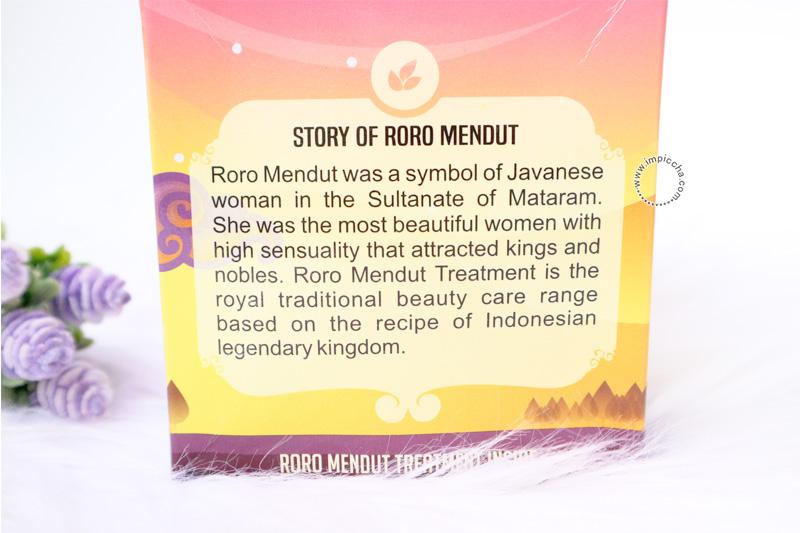 Story of Roro Mendut