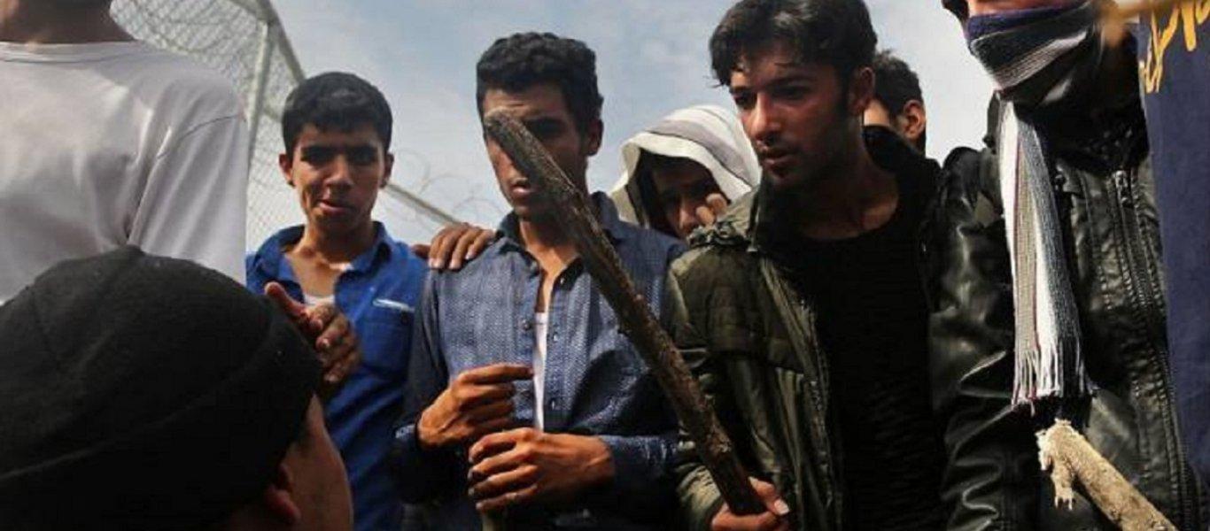 Βίντεο ντοκουμέντο: Καρέ-καρέ η άγρια επίθεση που δέχτηκε Έλληνας από Πακιστανούς στη Θεσσαλονίκη