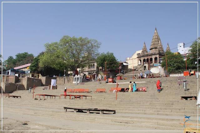 Assi Ghat - Varanasi - Índia