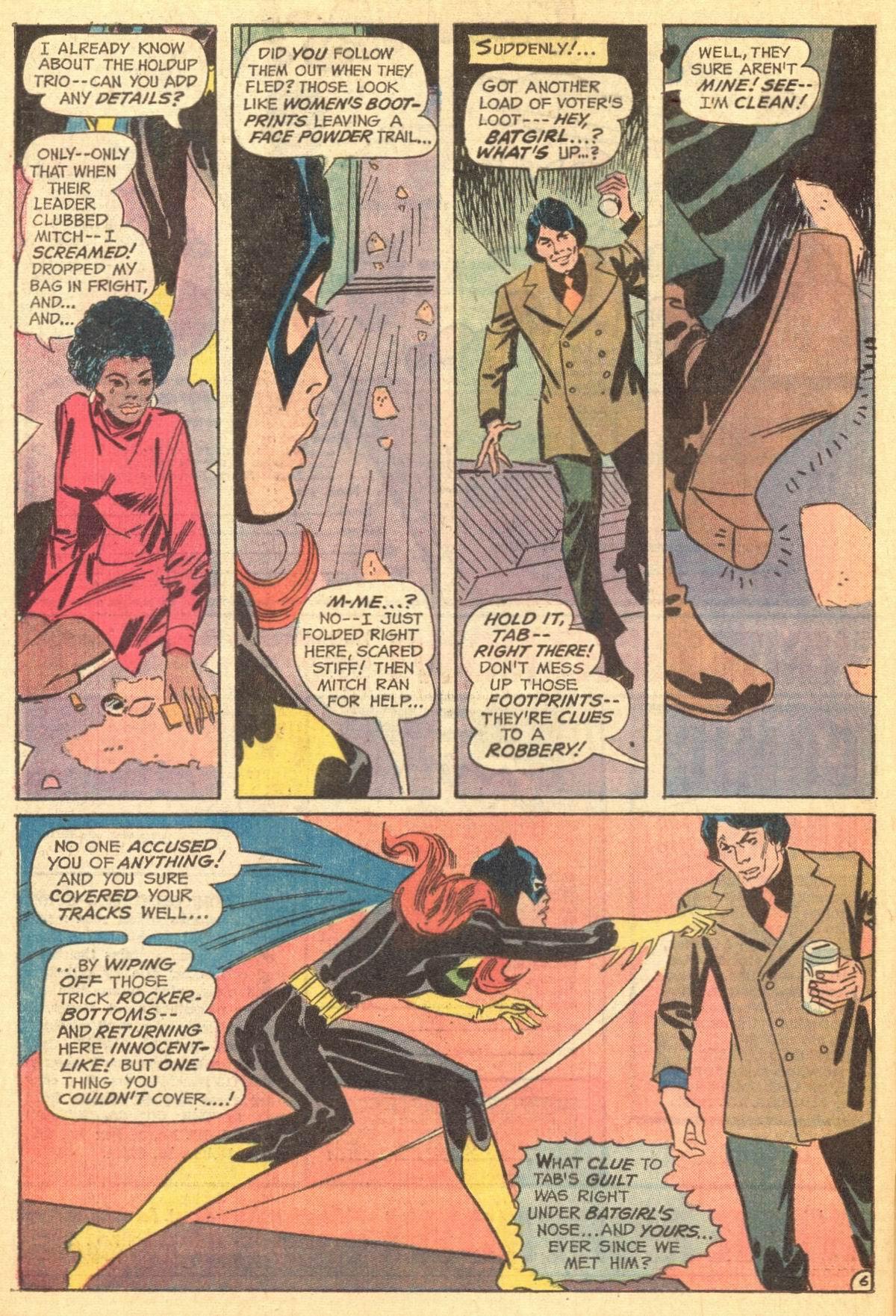 Detective Comics (1937) 423 Page 33